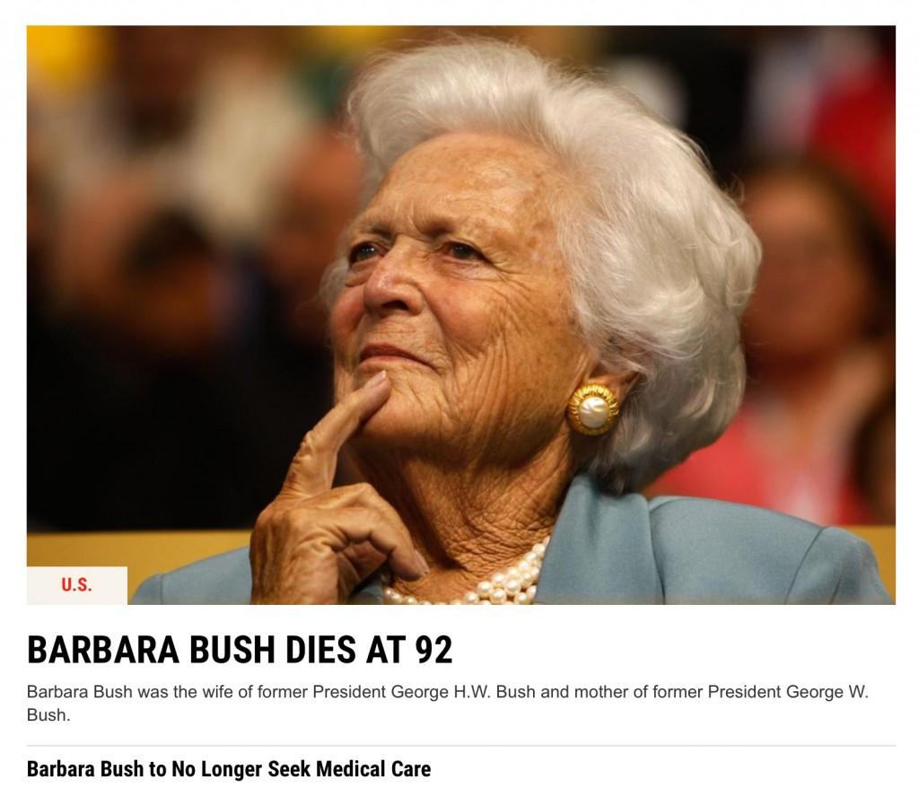 BarbaraBush