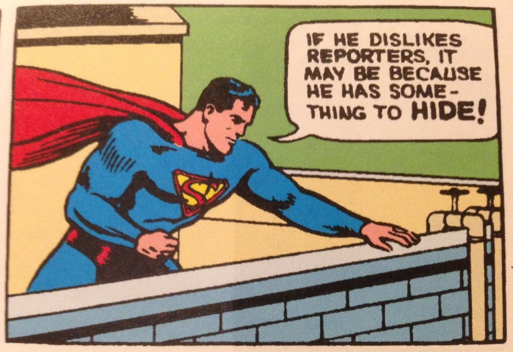 SupermanTrump